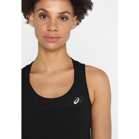 asics Loose Strappy Tank Kobiety, performance black